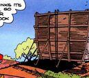Lieu créé par Carl Barks