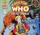 Doctor Who: The Age of Chaos Vol 1 1