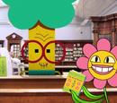 Bibliotecária