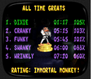 Donkey Kong Country 3 - Ending - Immortal Monkey Trophy.png