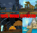 Total Drama Explosion
