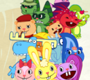 Bloody Fun With Happy Tree Friends