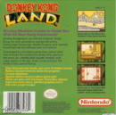 Back Cover - Donkey Kong Land - North America.png
