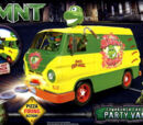 Cowabunga Carl Party Van