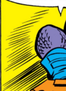 Black Knight's Power Lance from Avengers Vol 1 6 001.png
