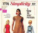 Simplicity 7776 A