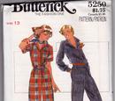 Butterick 5250 A