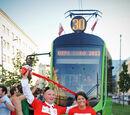 Linia tramwajowa nr 30
