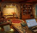 Geoffrey's Secret Chamber
