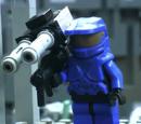 Blue Soldier