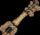 Keyblade de bois