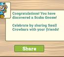 Scuba Gnome