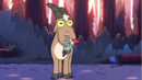 S1e1 goat holding gnome in mouth.png