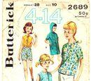 Butterick 2689