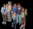Rodziny ze Starlight Shores