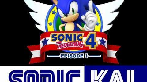 Sonic 4 Episode 1 Music Splash Hill Zone Act 1