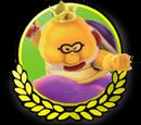 Mario Kart 3DS/Beta elements
