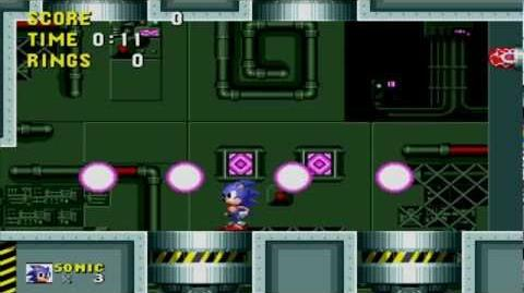 Sonic the Hedgehog Final Zone