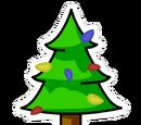 Pin de Árbol de Navidad