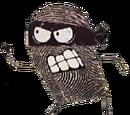 Ladrón Huella Digital