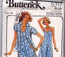 Butterick 5317