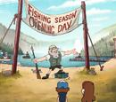 Fishing Season: Opening Day