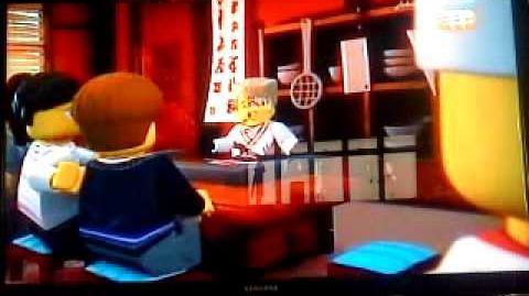 Lego Ninjago Rise of The Snakes Episode 14 Season 3 Episode 1 Darkness Shall Rise