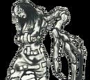 Parasite Woman