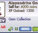 Alexandrite Gnome
