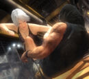 Christie/Dead or Alive 5 command list