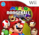 Mario Dodgeball Rush/Beta Elements
