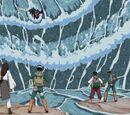 Tidal Wave Generation
