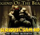 Serious Sam HD: Legend of the Beast