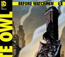 Before Watchmen: Nite Owl Vol 1 1