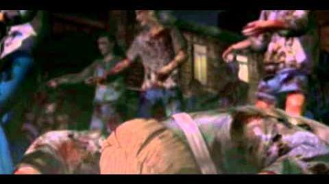Resident Evil 3: Nemesis cutscenes