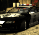 Police State Cruiser