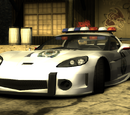 Police Federal Cruiser