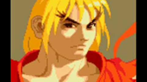 Street Fighter Alpha Ken Theme