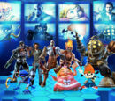 Fighting game