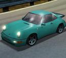 Porsche 911 Turbo (964) 3.6