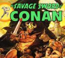 The Savage Sword of Conan. Volume 05