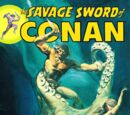 The Savage Sword of Conan. Volume 07