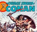 The Savage Sword of Conan. Volume 08