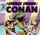 The Savage Sword of Conan. Volume 10