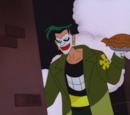 Batman Beyond (TV Series) Episode: Bloodsport/Images