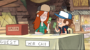 S1e3 wendy and dipper holding money.png