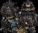 Rathalos Soul Armor (Blademaster) (MHFU)