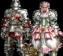 Rathian Heart Z Armor (Blade)
