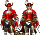 Red Guild Guard Armor 1