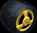 Wheels in Mario Kart 7